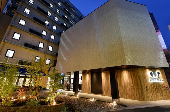 ホテルソビアル 大阪 ドーム前