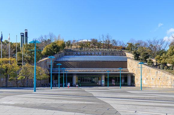 大阪市中央体育館(丸善インテックアリーナ大阪)